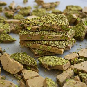PISTACHIO TOFFEE CRUNCH